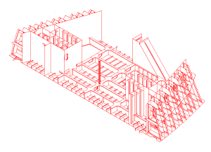 MSI Steel structure modeling image